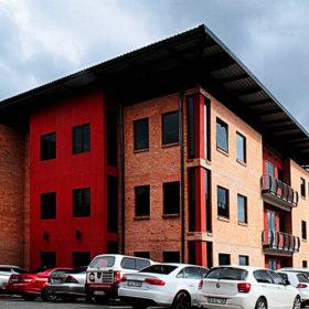 Johannnesburg Office Block