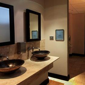 Quadrum Office Park Bathroom space